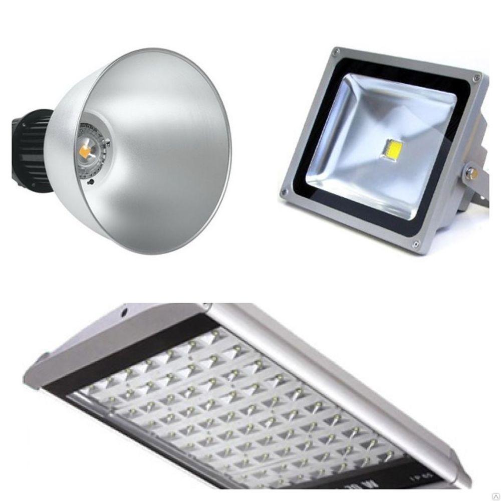 Уличные и промышленные светильники